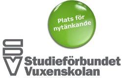 Studieförbundet Vuxenskolans logotyp