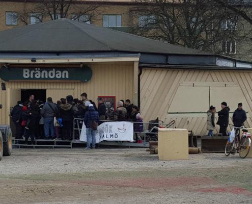 Dokumentation från Soppkök Malmö