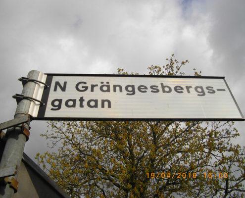 Dokumentation från Norra Grängesbergsgatan